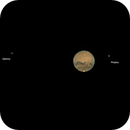 Mars 12/10/2020 - Phobos and Deimos,                                Stéphane T(rd).