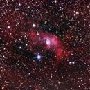 NGC7635,                                Michal Pacholak