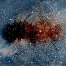 North America Nebula,                                nerdybeardo