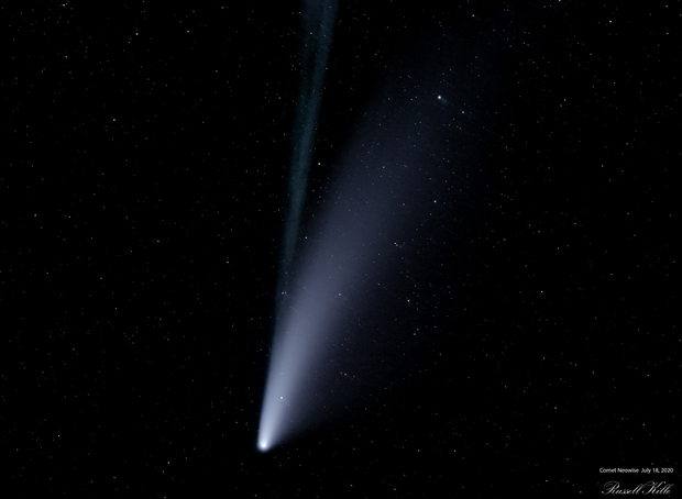 C/2020 F3 (NEOWISE),                                Russell Kille