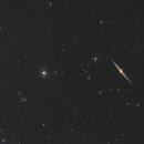NGC 4565,                    Simon