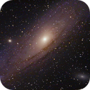 M31 - The Andromeda Galaxy,                                André