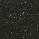 IC417 & M38,                                Andrew Burwell