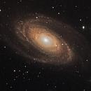 M81 (NGC 3031) Bode's Galaxy    L-RVB,                    Vítor de Oliveira...