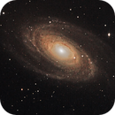 M81 (NGC 3031) Bode's Galaxy    L-RVB,                                Vítor de Oliveira Silva