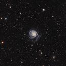 M101 Widefield (unguided),                                Jim Lafferty
