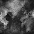 Cygnus Wall and Pelican Nebula,                                Peter Kurucz