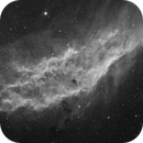 NGC1499 California nebula... another H-alpha...,                                Daniel Pázmán