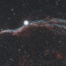 NGC 6960, Witch's Broom, HOO,                                ksouers