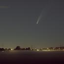 Comet NEOWISE,                                Douwe79
