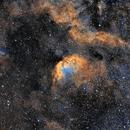 Sh2-101 Tulip Nebula (HST),                                Marco Stra