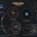 Nebulae 2019/2020,                                astropical