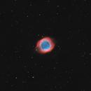 NGC7293 Helix nebula HaO3 bicolor,                                Sergiy_Vakulenko