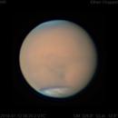 Mars   2018-07-12 8:30 UTC   Color,                                Chappel Astro