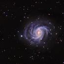 NGC 5921 in Serpens Caput,                                Ian Gorin