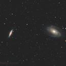 M81 and M82 - Apr 2015 #2,                                Martin Junius