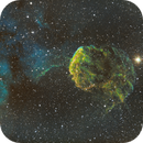 IC443 in NB SHO - Jellyfish Nebula,                                Bradley David