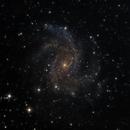 Fireworks galaxy - no guiding,                                marsbymars