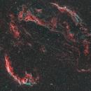 The Veil Nebula,                                AstroPhotoRoss