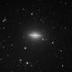 The Sombrero Galaxy,                                Vencislav Krumov