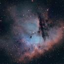 NGC281 Pac-Man,                                Rich