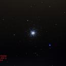 M3 Globular Cluster,                                Patrick Murtha