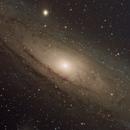 M31 Andromeda Galaxy,                                Rhinottw