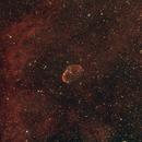 NGC 6888 - Cresent Nebula,                                Benny Colyn