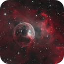 NGC7635 - The Bubble Nebula Close-up,                                Jason Guenzel