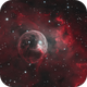 NGC7635 - The Bubble Nebula Close-up,                                Jason Guenzel