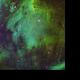 Pelican nebula in narrowband,                                futuneral