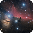 The Horse Head and Flame Nebula,                                CarlosAraya