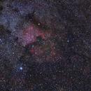 Nebulosa Norte-América,                                Juan Lozano
