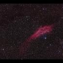 California Nebula (NGC1499) wide field with Samyang,                                Göran Nilsson