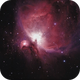 M42 - Orion Nebula Detail,                                AlbertNewland