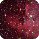 NGC 281 - Pacman Nebula,                                Silvano Chialina