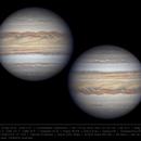 Jupiter 24 Apr 2019 - 9 min WinJ composite 1/2,                                Seb Lukas