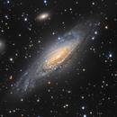 NGC 7331,                                Lorenzo Siciliano