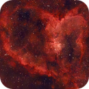 IC 1805 - The Heart Nebula,                                StarSurfer Carl