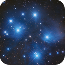 M45 LRGB 10 Panel Mosaic,                                Christopher Gomez