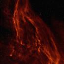 Great Pyxis / Loon Nebula,                                John Ebersole
