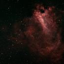 M17 Omega Nebula,                                Brett Creider