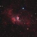 NGC7635 - The Bubble Nebula,                                Dave Boddington