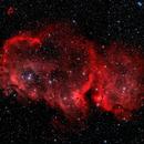 IC1848 - Soul Nebula,                                Stephan