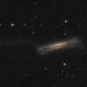 NGC 3628 The Hamburger Galaxy (or Sarah's Galaxy),                                Barry Wilson