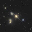 NGC 5371  & Hickson 68,                                Jacek Bobowik