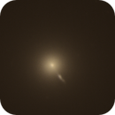 M87 Jet, 12.05.2020,                                Uwe Meiling