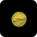 Mars Opposition with Olympus Mons,                                qcernie