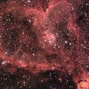 IC 1805 - Heart Nebula,                                MikeTheTechGeek