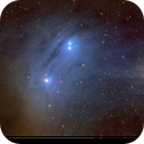 IC4601 deep inside the Blue Horsehead,                                Michael Feigenbaum